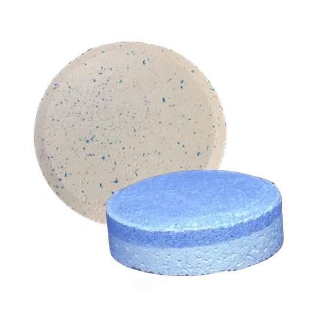 Swimming Pool Chemical Tricloro Triple Action Chlorine Tablets