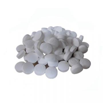swimming pool Trichloroisocyanuric Acid TCCA 90% chlorine tablets