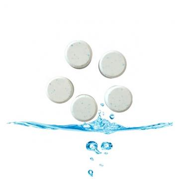 Wholesale Price 5g / 20g / 200g 90% Min Chlorine Tablets for Swimming Pool Disinfectant & Drinking Water Purification