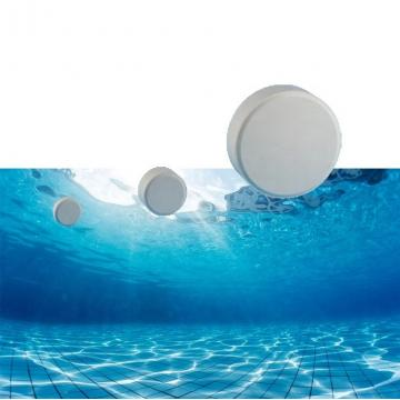 Water Treatment Chemicals Trichloroisocyanuric Acid 90% Swimming Pool Chlorine (TCCA)