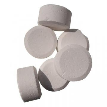 trichloroisocyanuric acid 90 tablet 200g for swimming pool