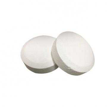 TCCA 90% or Trichloroisocyanuric Acid Tablet for Swimming Pool Water Treatment CAS No.: 87-90-1