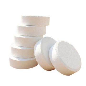 High Quality Hospital Disinfectant TCCA Effervecent Tablets