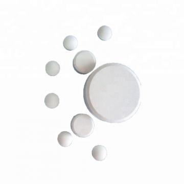 China Manufacturer Disinfectant Effervescent 90 Swimming Pool Chemical TCCA 90% Chlorine Tablets