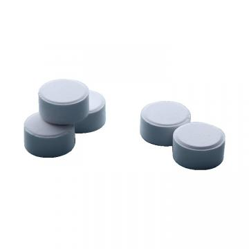 Trichloroisocyanuric Acid TCCA 90 Chlorine Tablets for Swimming Pool Disinfectant