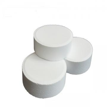 Water Cleaning Agent Swimming Pool TCCA 90% Chlorine Tablets