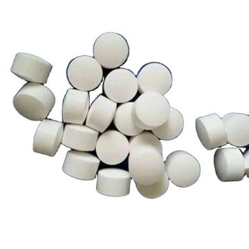Swimming Pool Chemical 90% TCCA Chlorine Tablets with Blue Dots