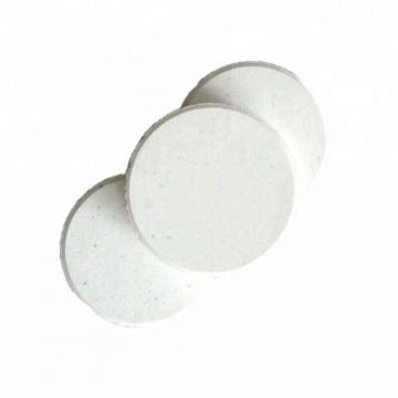 Trichloroisocyanuric Acid 5g 56% Chlorine Tablet Manufacturer From China