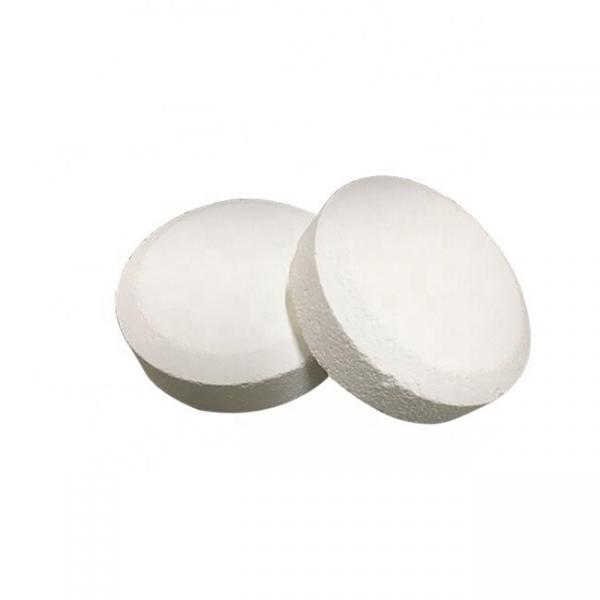 Industrial Grade Price for TCCA 90% Chlorine Tablets with Certificate #2 image